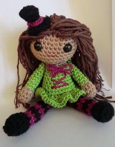 Trish the steampunk princess. Must make one.