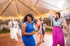 camp hale wedding