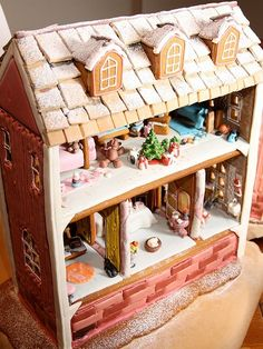Gingerbread House Ideas - How to Decorate a Gingerbread House - Good Housekeeping
