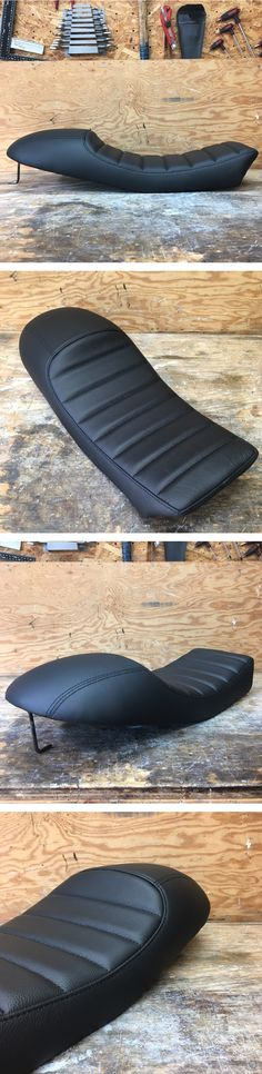 New Honda CB750 seat for @wrench_kings. New foam and smooth black leather..   #silvermachine #honda #cb750 #customseat #brat #tracker #scrambler #caferacer #motorcycle #caferacerxxx #vintagemotorcycle #custommotorcycle #caferacerculture  #caferacers #bratstyle #caferacersofinstagram #vintage #bikersofinstagram #croig #bikes #caferacersociety #tucknroll #selfmade #handmade #madeinamsterdam