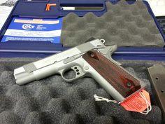 Colt Combat Commander 1911 Pistol, Colt 1911, Colt 45, Pistols, Hand Guns, Weapons, Shops, Magazine, Amazon