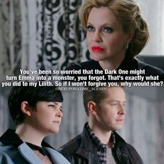 """Maleficent, Mary Margaret and David - 4 * 19 """"Lily"""""""