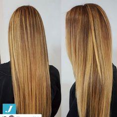 La perfezione del degradè joelle !!#haircolor #hairstyle #cdj #longhair#centrodegradejoellelineadonna #arezzo #madeinitaly #wellastudio