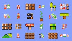 Nintendo Power-ups. WANT.