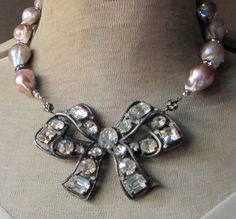 vintage jewelry and life