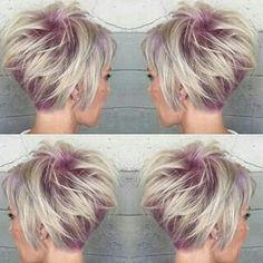 Resultado de imagen para cortes de pelo corto de sabine moussier