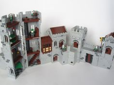 Manaor Castle — BrickNerd - Your place for all things LEGO and the LEGO fan community