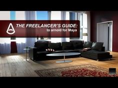 The Freelancer's Guide to Arnold for Maya - YouTube