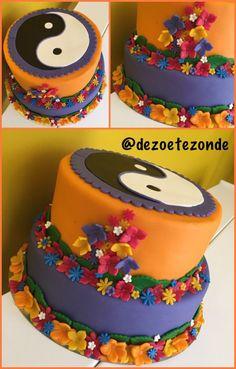 Yin/Yang cake