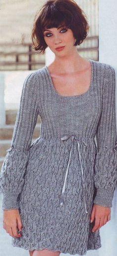 каталог женских моделей для вязания 19