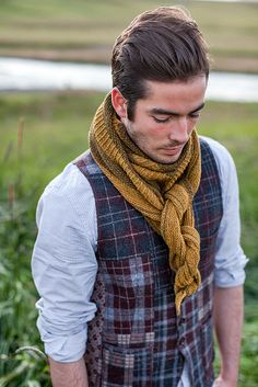 Westloop by Stephen West. #knit
