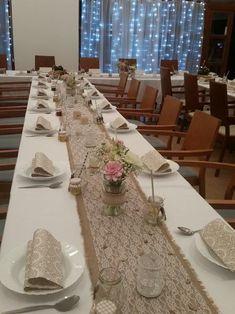 Běhouny na stůl - Svatební salon CAXA.cz - Největší svatební centrum na Moravě