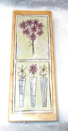 Penny Black Framed Daisies 2416K rubber stamp daisy flowers Jehane Boden Spiers  #PennyBlack #Daisiesdaisy