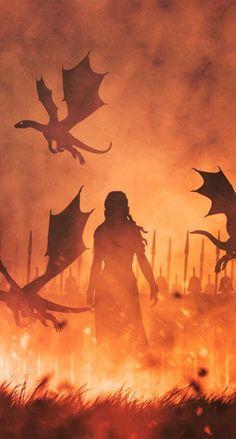 Daenerys Targaryen, dragons, Game of Thrones, illustration, wallpaper Casas Game Of Thrones, Dessin Game Of Thrones, Game Of Thrones Artwork, Game Of Thrones Poster, Game Of Thrones Series, Game Of Thrones Tv, Game Of Thrones Quotes, Drogon Game Of Thrones, Game Of Thrones Dragons
