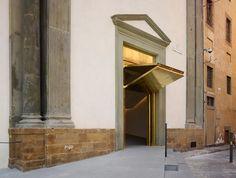 ipostudio / nuovo museo degli innocenti, firenze