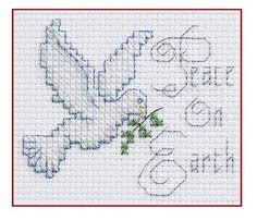 Thrilling Designing Your Own Cross Stitch Embroidery Patterns Ideas. Exhilarating Designing Your Own Cross Stitch Embroidery Patterns Ideas. Xmas Cross Stitch, Cross Stitch Christmas Ornaments, Cross Stitch Cards, Cross Stitch Borders, Cross Stitch Kits, Counted Cross Stitch Patterns, Cross Stitch Designs, Cross Stitching, Cross Stitch Angels