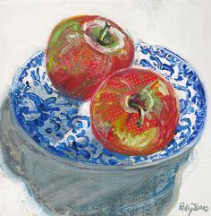 Apples in Sunshine