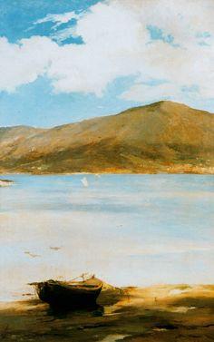 Ovidio Murguía - Ría de Vigo; 1898.