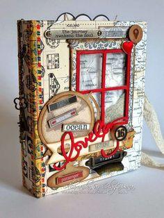 *ClayGuana: Travel Ledger - Mini Album