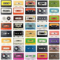 Cassette Wallpaper   Retro Wallpaper   Eazywallz   Wallpaper by Eazywallz