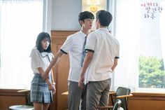 """[Photos] New Stills and Behind the Scenes Images Added for the Korean Drama """"Extraordinary You"""" @ HanCinema :: The Korean Movie and Drama Database Kim Ro Woon, Japanese Couple, Mbc Drama, Park Hyung, Korean Drama Best, Kim Sang, Scene Image, Kdrama Actors, Weightlifting Fairy"""