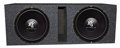 "2) HIFONICS HFX12D4 12"" 1600W Car Audio DVC Subwoofers Subwoofers + Ported Box - http://www.caraccessoriesonlinemarket.com/2-hifonics-hfx12d4-12-1600w-car-audio-dvc-subwoofers-subwoofers-ported-box/  #1600W, #AUDIO, #HFX12D4, #Hifonics, #Ported, #Subwoofers #Car-Subwoofers, #Electronics"
