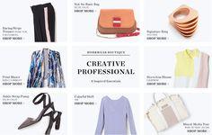 Get Creative: 8 inspired workwear essentials
