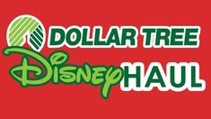 DOLLAR TREE DISNEY H