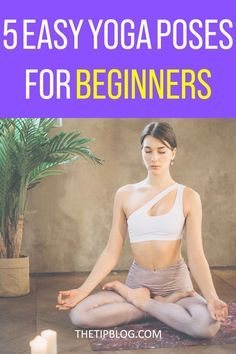 Here we will cover some yoga poses. Yoga has a lot of benefits wether you are looking to gain more flexibility, feel better, have more inner peace or even lose weight! The best part is that anyone can do it, even beginners! #yoga #poses #health yoga poses for beginners YOGA POSES FOR BEGINNERS | IN.PINTEREST.COM #HEALTH #EDUCRATSWEB