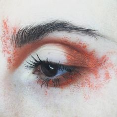 | D A Y • 2 3 | Recreated a look by the lovely @ladyw0lfx @katvondbeauty Rust palette @nyxcosmetics liquid suede lipstick in Orange County @itcosmetics Superhero mascara #100daysofmakeup #eotd #kvdlook #kvdbeauty #nyxcosmetics #itcosmetics