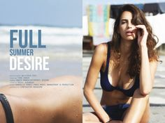 "Wojciech Foit: ""Full summer desire"" http://www.confashionmag.pl/webitorial/full-summer-desire.html"