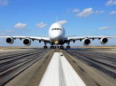 De vleugelneuzen van de Airbus A 380 zjn voorzien van thermoplastisch composiet van TenCate