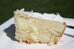 Prize-Winning Coconut Cake