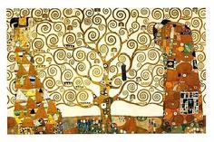 a árvore da vida, by Gustav Klimt