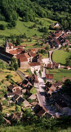 Baume les Messieurs, France