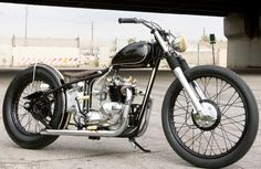 "Custom Triumph T100 Bobber Custom Triumph Bobber by the Factory Metal works built around a ""Triumph T100"" (1966 triumph t100 trophy 500).""The Black Widow"" is the given name of this beautiful Custom Triumph T100 Bobber built for Butch Walker ""rocker"""