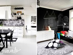 Home of Johanna Högväg / Highway Design. Photo: Linda Tallroth-Paananen / Memento