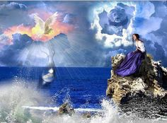 ❥ Looking forward to my heavenly home