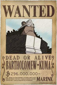Kuma Wanted