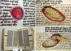 The Ingenuity and Beauty of Creative Parchment Repair in Medieval Books