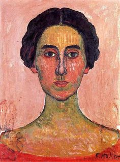 Valentine Godé-Darel by Ferdinand Hodler.  Art Experience:NYC  http://www.artexperiencenyc.com/social_login