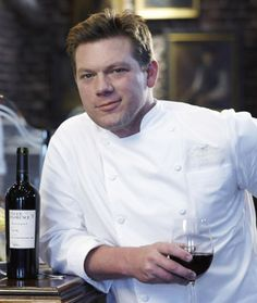 Tyler Florence on Wine, Cooking, and Why Veggies Are More Exciting Than Protein (Seriously... He makes food sound so poetic. Which is why he is my man crush. ;)