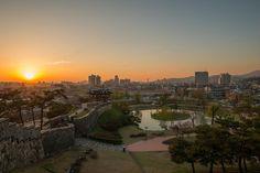 Suwon Hwaseong, Corea del Sur.