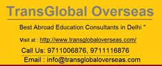 https://flic.kr/p/Dg2PnP | Abroad Education consultants in Delhi | Concentrate study overseas consultants in delhi choices are the most imperative choices with regards to burning through cash on your studies and look Abroad Education specialists in Delhi, convenience, voyaging, achiness to go home and essentially living with new faces and understudies can undoubtedly come over with these difficulties by selecting a privilege abroad training Consultants with mastery information and aptitudes…