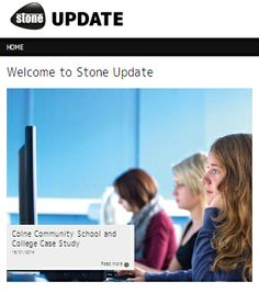 Total lifecycle management solution for Colne Community School & College
