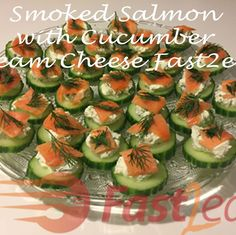 Tortilla Chips, Cream Cheese Spreads, Fresh Dill, Smoked Salmon, Cucumber, Crisp, Spicy, Vegetables, Recipes