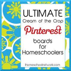 Pinterest Help for Homeschooling High School
