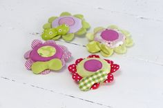 Sewing project for mothers day covered retractable tape measure