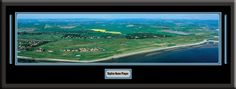 Royal Troon Golf Course, Skyline Panoramic Comes With 1 1/2 Inch Black Leather Frame-D/Matted W/Small Plaque Art Print - Large Framed Picture - Awesome and Beautiful! This Is a Must for Any Home or Office Decor! Art and More, Davenport, IA http://www.amazon.com/dp/B00KDCRR74/ref=cm_sw_r_pi_dp_WOsEub0GRM651