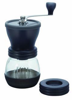 Amazon.co.jp: ハリオ セラミックコーヒーミル・スケルトン MSCS-2TB: ホーム&キッチン